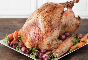 Mary's Certified Organic Free Range Turkeys in Door County
