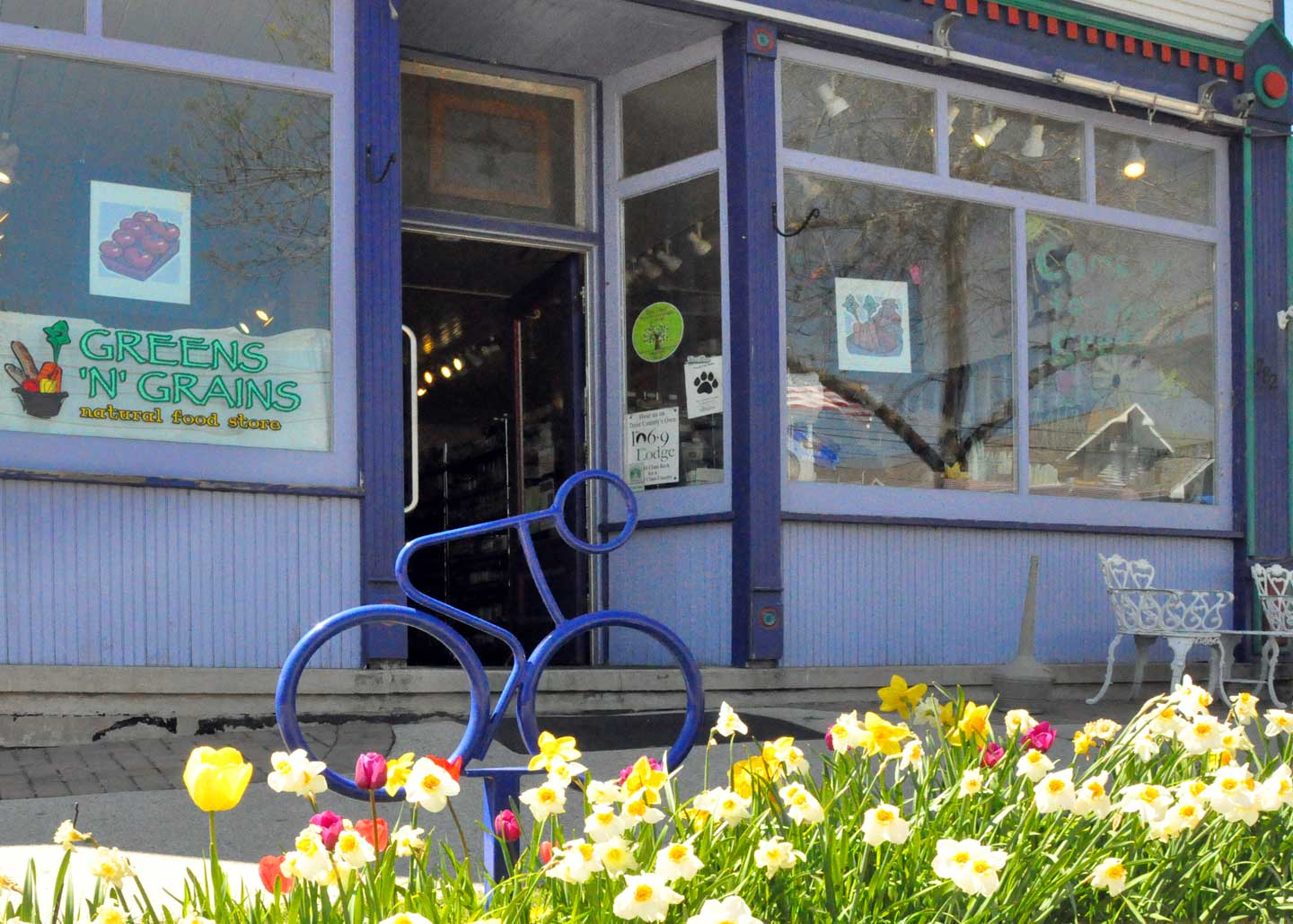 Greens N Grains Natural Foods in Door County