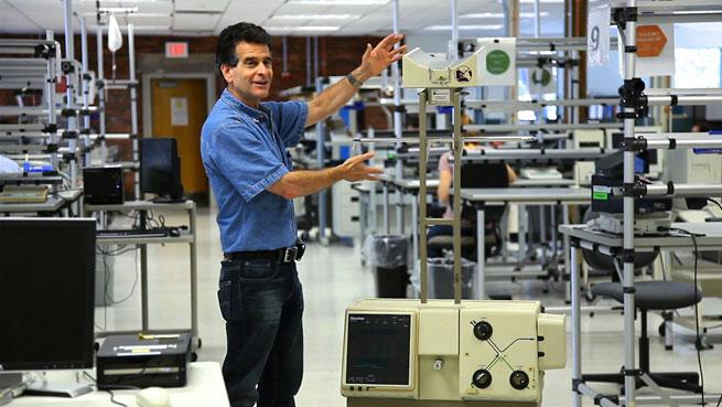 Slingshot Dean Kamen